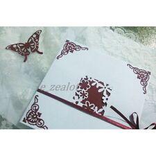 Butterfly Metal Cutting Die Embossing Folder Template DIY Scrapbooking Card Tool