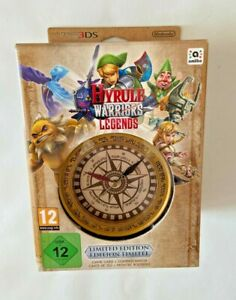Hyrule Warriors Legends Limited Edition - Nintendo 3DS Game - Brand New