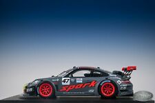 1/18 Spark Porsche 997 GT3 No.47 Pikes peak Winner Matt Gray