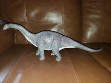 2008 Schleich Apatosaurus Dinosaur Figurine - Retired - D-73527