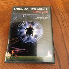 Lawnmower Man 2: Jobes War (DVD, 2003)