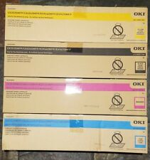 OKI CX3535 cx4545mfp es9460mfp es9470mfp 44947308, 44947307,44947306, 44947305