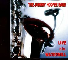 Johnny Hooper Band / Live At The Watermill
