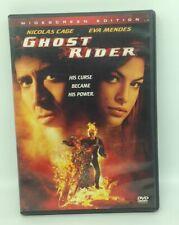 Ghost Rider (DVD, 2007, Widescreen)