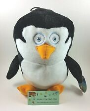 "Penguins of Madagascar Movie Dream Works 9"" Plush Stuffed Animal Toy NWT New"