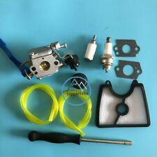 Carburetor Air Filter Kit For Husqvarna 581798001 590460102 125B 125BVX 125BV