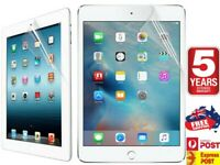 Screen Protector Film For Apple iPad 3 4 Mini 2 3 4 Air 1 2 Pro 9.7 10.5 11 12.9