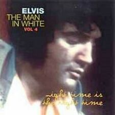 ELVIS CD THE MAN IN WHITE VOLUME 4