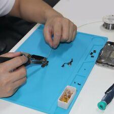 Heat Resistant Silicone Pad Desk Mat Maintenance Bga Soldering Repair Station