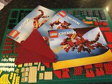 set 7739 3178 10159 6751 ... Cone rouge LEGO Red Cone ref 3942c