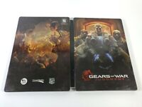 Gears of War Judgement Collectible Steelbook Case Only G1 Size
