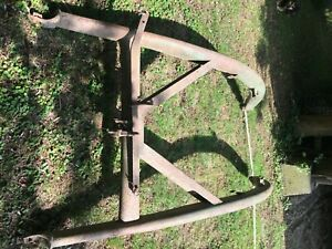 Baas Frontlader Schwinge 3m Bj1964 Typ BL3CB2900 von Deutz D40, leicht verzogen