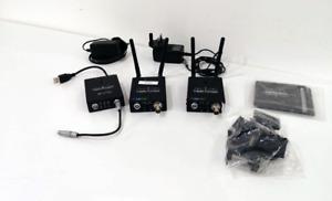 Teradek Cube 155-355 SDI Wirelles Transmitter and Receiver