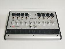 Alesis iO 26 Digital Recording Interface FireWire Digital 8 Inputs MIDI