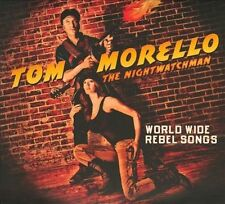 World Wide Rebel Songs [Digipak] by Tom Morello/The Nightwatchman (Tom...