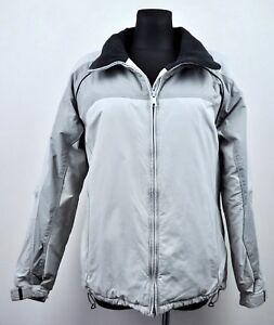 COLUMBIA Women's L Ladies Jacket Beige Waterproof Outdoor Hiking Warm Top Coat