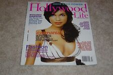 ROSARIO DAWSON * JAMIE KENNEDY OSCARMANIA February 2005 HOLLYWOOD LIFE MAGAZINE