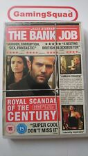The Bank Job DVD, Supplied by Gaming Squad Ltd