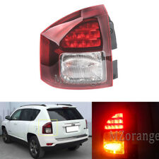 LED For 2014-2017 Jeep Compass Rear Taillight Tail Light Lamp Left Driver Side