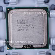 Intel Pentium 4 631 (HH80552PG0802M) SL94Y SL96L SL9KG CPU 800/3 GHz LGA 775