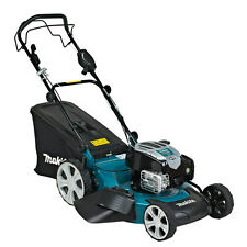 Makita 3,5 PS tondeuse à gazon à essence PLM5113N2 Largeur de coupe 51 cm Benzin