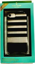 Kate Spade New York Case for iPhone 8/7/6s/SE 2nd -Clear/Stripe/Black/White