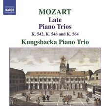 W.a. Mozart - Late Piano Trios 2 [New CD]