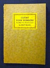 Count Your Numbers and Make Your Numbers Count by Mary Adams (paperback)