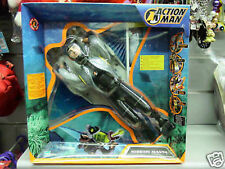"ACTION MAN - ""MISSION MANTA"" - FUNZIONI SPECIALI HASBRO"