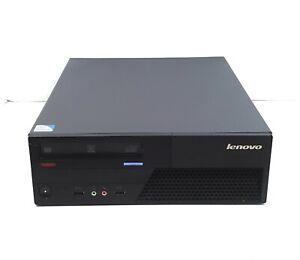 CPU Computer Lenovo ThinkCentre 7522 Pentium Dual Core E6300 2.8 GHZ Windows 10