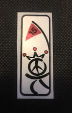 NEW Scotty Cameron 2015 PEACE SURFER Gallery Only LIMITED Shaft Band Sticker