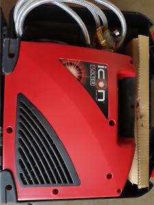 LIMITED STOCK!!Solter Icon 1890 VRD-FX 140A Inverter Stick Welder Kit (10A Plug)