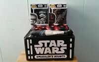 Funko Pop Star Wars Smugglers Bounty Full Box including Limited Edition CHASE