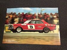 XY GTHO PHASE III POSTER WITH DRIVER ALLAN MOFFAT