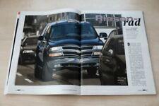 AMS 25475) Chevrolet Suburban 2500 8.1 V8 mit 340PS im Fahrber