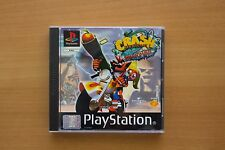 PS1 PSX CRASH BANDICOOT 3  WARPED, PAL ESPAÑA (Completo)