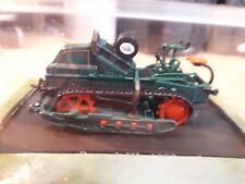 0 Gauge 1.43 Renault HI Tractor 1922 Hachette Universal Hobbies