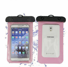 Waterproof Underwater Swim Pouch Dry Bag Case Cover For iPhone Cell Phone GD