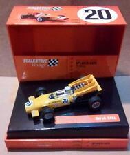 McLaren M9A F1 Vintage Exin Triang Scalextric SCX Ninco GOM OSC Cartrix Reprotec