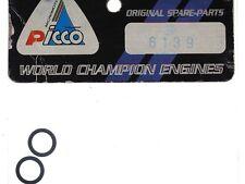 Picco O-Ring corpo carburatore Torque (2 pz) 6139 modellismo