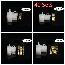 5 Sets 15 Pin Male and Female Crimp Car Connector with Terminal DJ3151-2.1-11//21