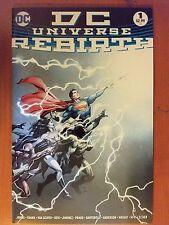 DC Universe Rebirth # 1 (1st Print)