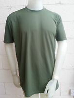BRITISH ARMY MTP PCS ISSUE, COOLMAXS OLIVE GREEN, Used set 2 (TWO) T Shirts