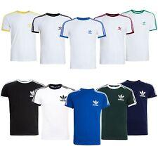 Adidas Originals California Short Sleeve Crew Neck Mens T-Shirt S M L XL