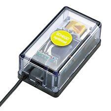Schego Pompe A Membrane Electonic 150 L/H, 12V Dc - Air Pompe Poissons