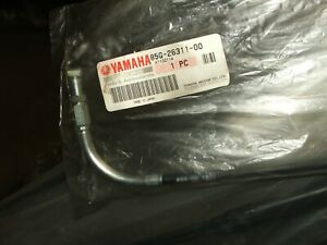New Genuine Yamaha '88~'90 Sno Scoot SV80 throttle cable 85G-26311-00