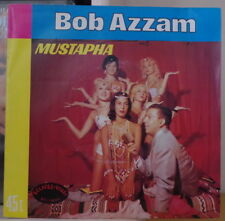 BOB AZZAM MUSTAPHA RARE RE-ISSUE PROMO FRENCH SP POLYGRAM