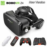Virtual Reality Goggles 3D Headset Box Glasses Goggle Iphone Android Technic New