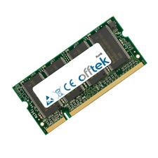 1GB RAM Memoria 200 Pin SoDimm - 2.6V - DDR - PC3200 (400Mhz) - Non-ECC OFFTEK