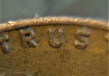 1952-S Lincoln Penny Error. Ddo. (See My Other Errors)